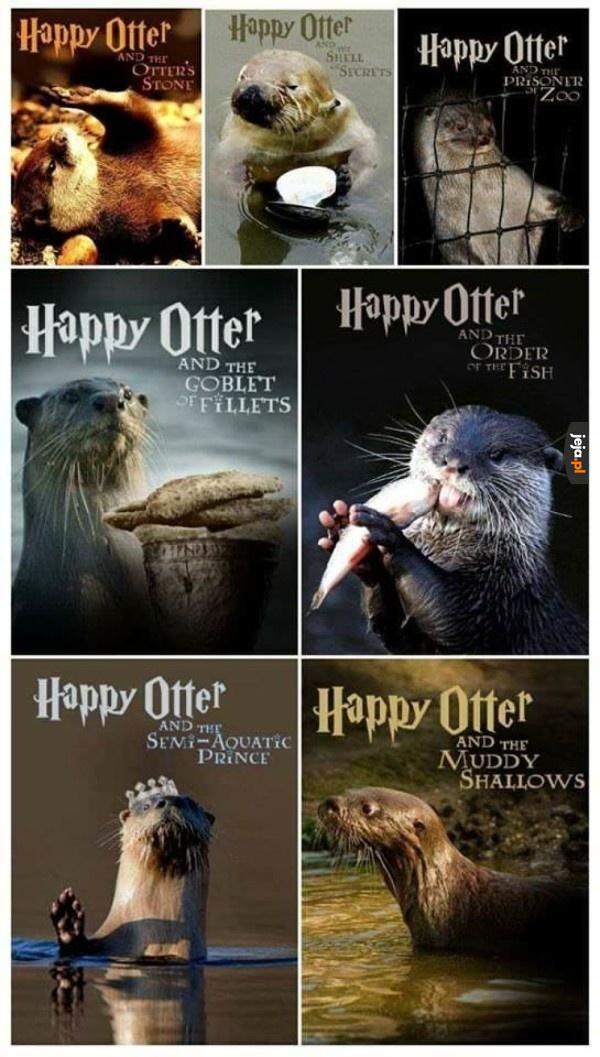 Saga o szczęśliwej wydrze