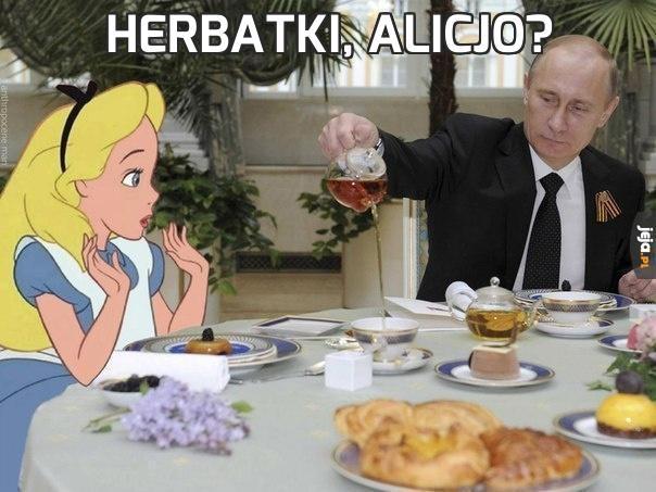 Herbatki, Alicjo?