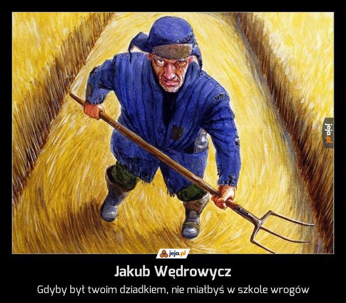 Jakub Wędrowycz