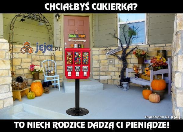 Mój plan na tegoroczne Halloween