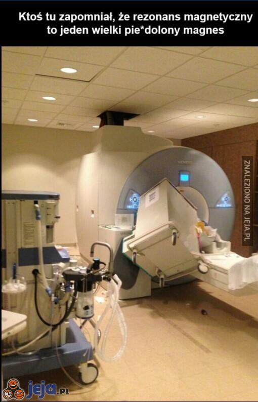 Szpital taki profesjonalny WOW