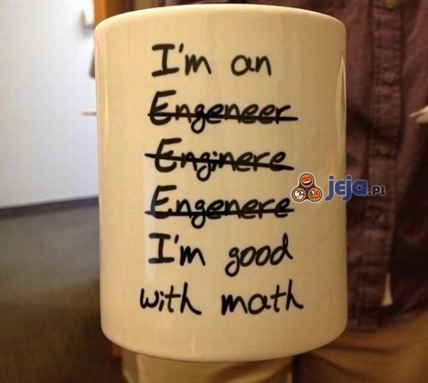 I'm an...