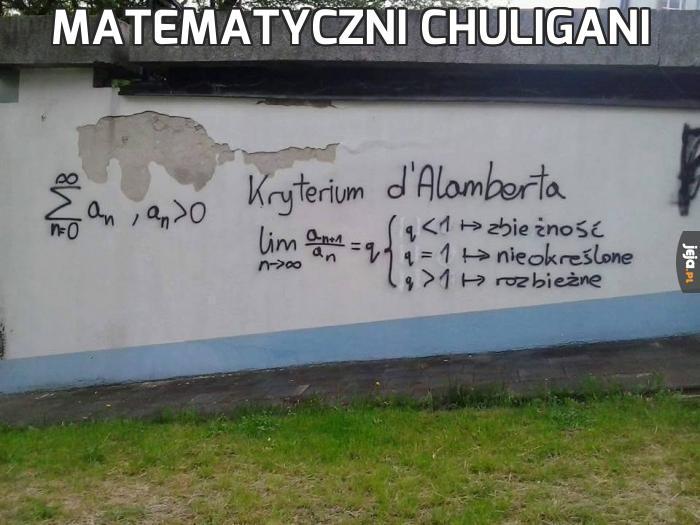 Matematyczni chuligani