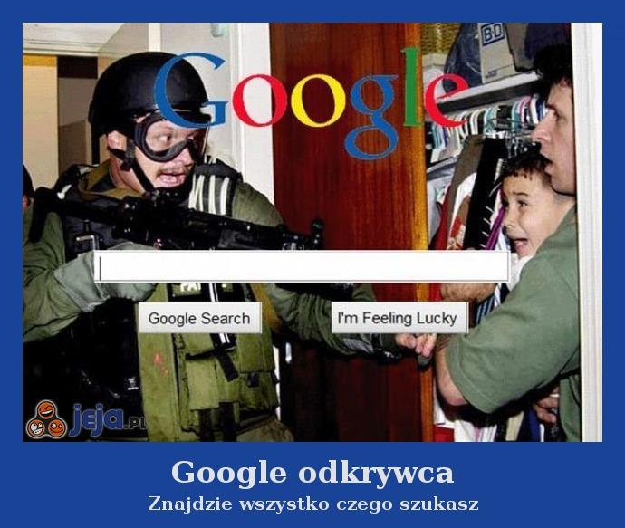 Google odkrywca