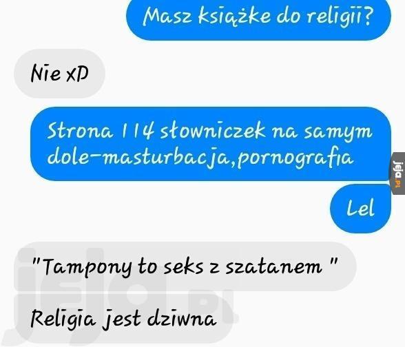 Rozmowa o religii