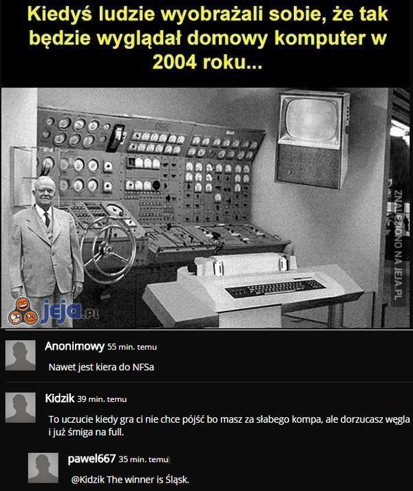 Komputer w 2004 roku