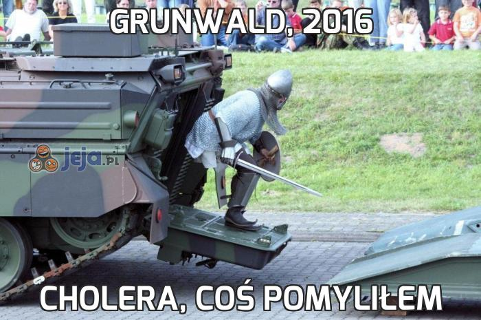 Grunwald, 2016