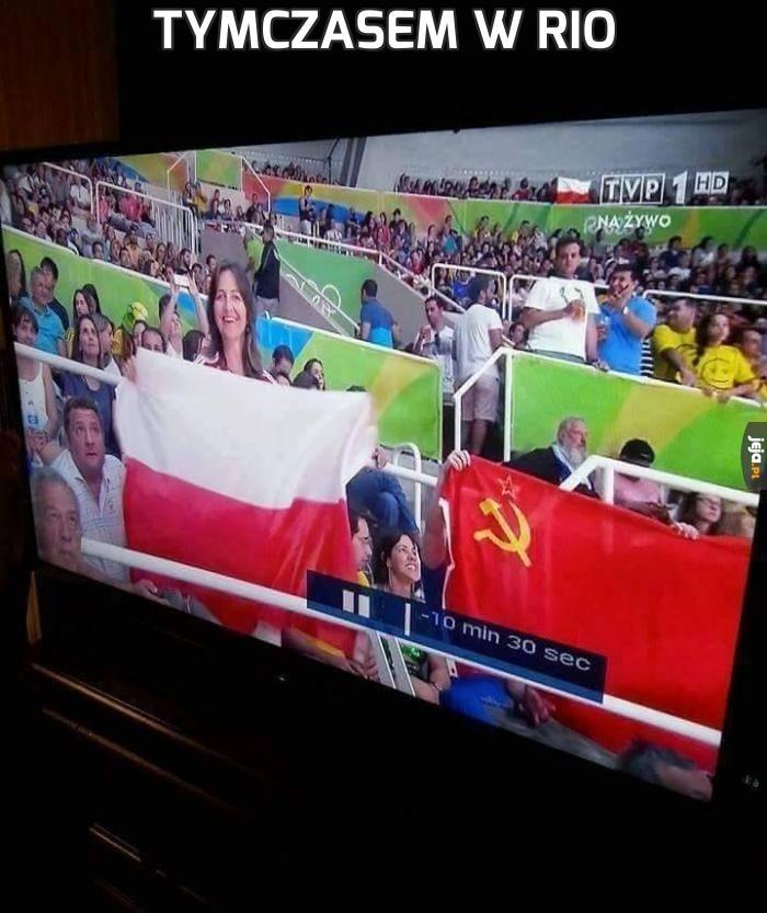 Tymczasem w Rio