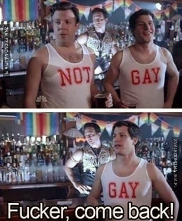 Be gay or not to be gay?