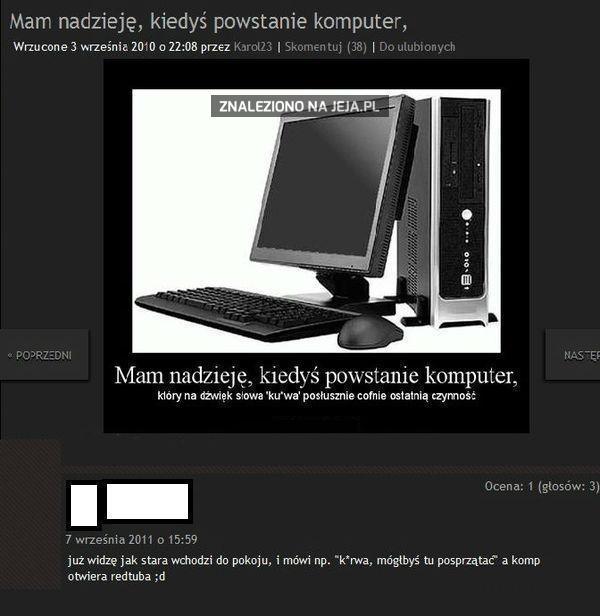 Komputer przyszłości