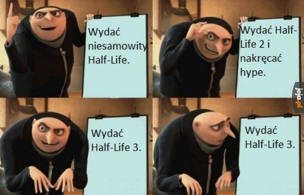 Historia Half-Life