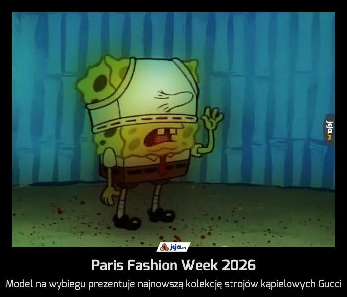 Paris Fashion Week 2026