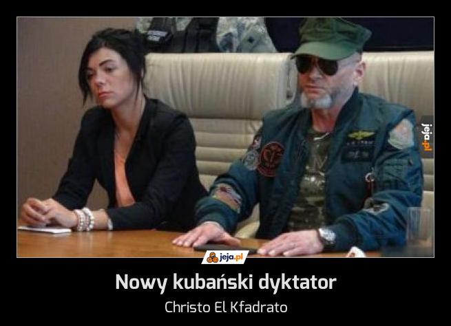 Nowy kubański dyktator