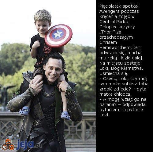 Loki jakiego nie znacie