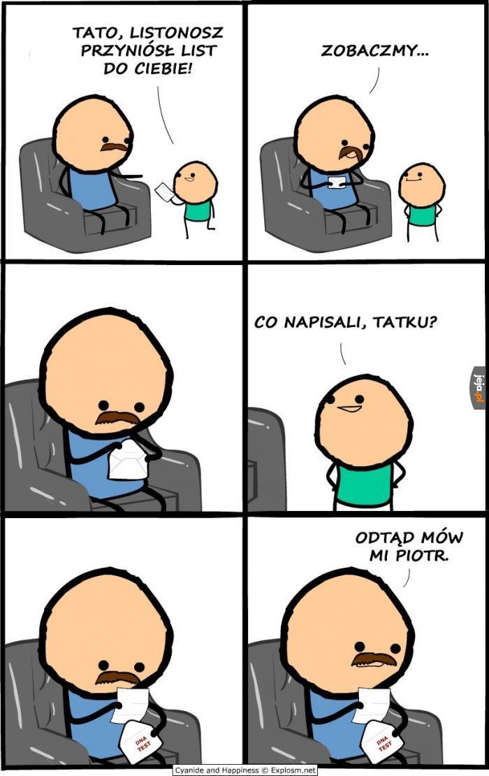 Tatuś zaczyna nowe życie