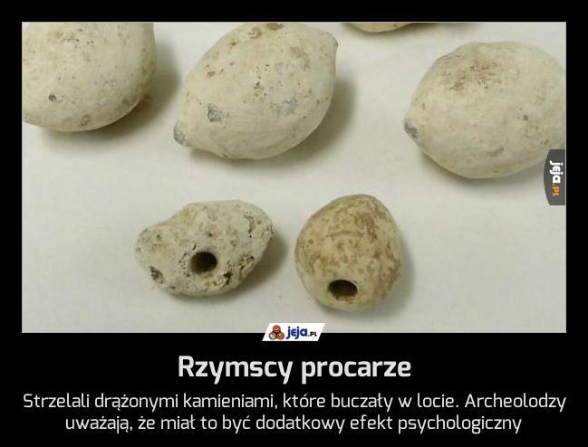 Rzymscy procarze