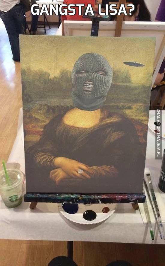 Gangsta Lisa?