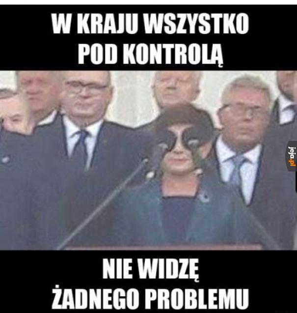 Politycy ciężko pracują