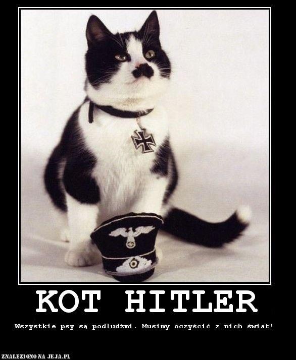 Kot Hitler