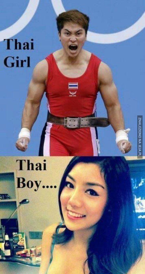 W Tajlandii nigdy nie wiesz