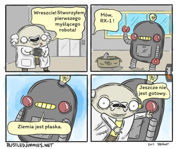 Myślący robot
