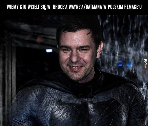 Polski Batman już wybrany