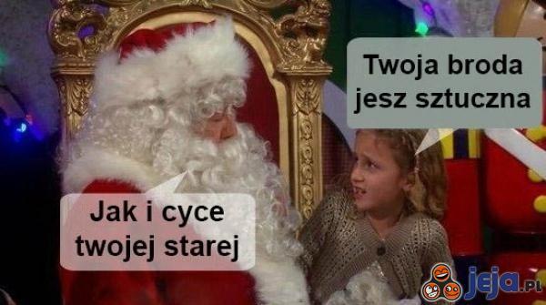 Nie zadzieraj z Mikołajem