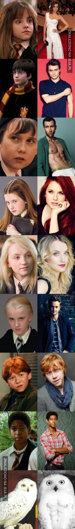 Aktorzy po latach