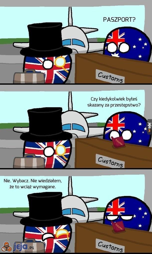 Z wizytą w Australii
