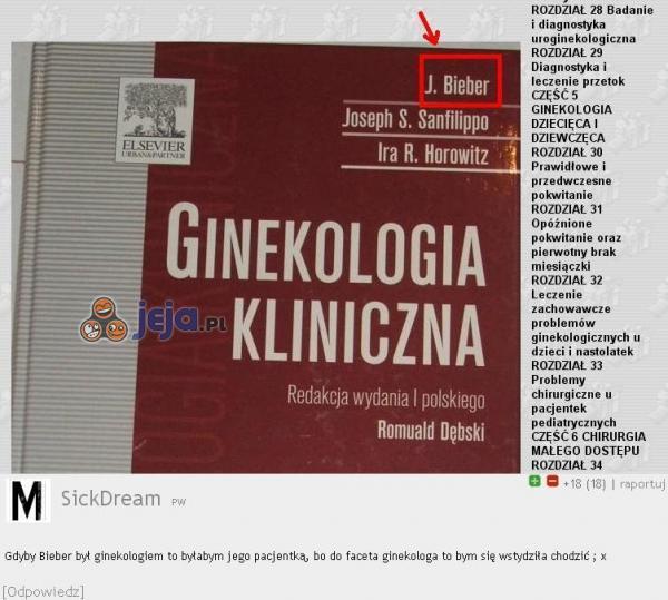 """""""Ginekologia kliniczna"""""""