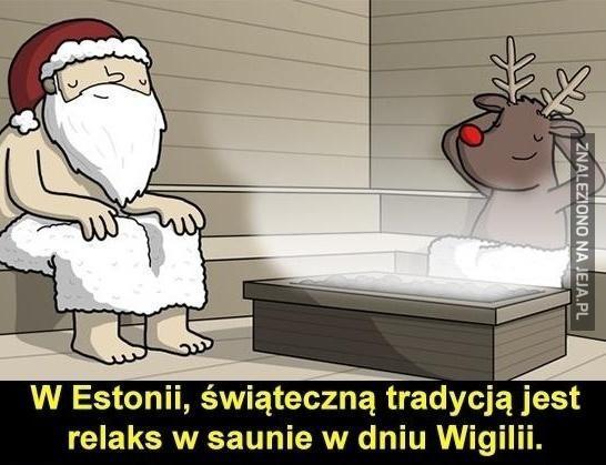 Estońska tradycja