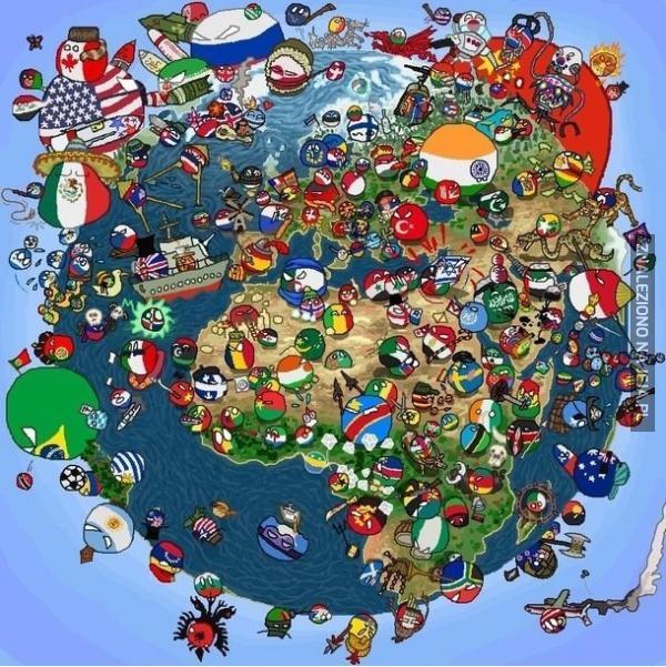 Cały świat Polanballa!
