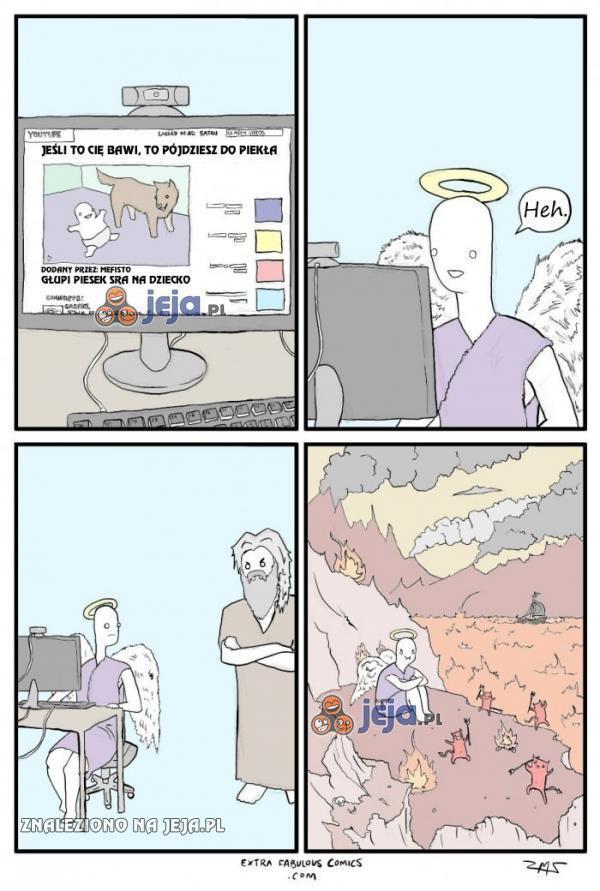 Upadek anioła