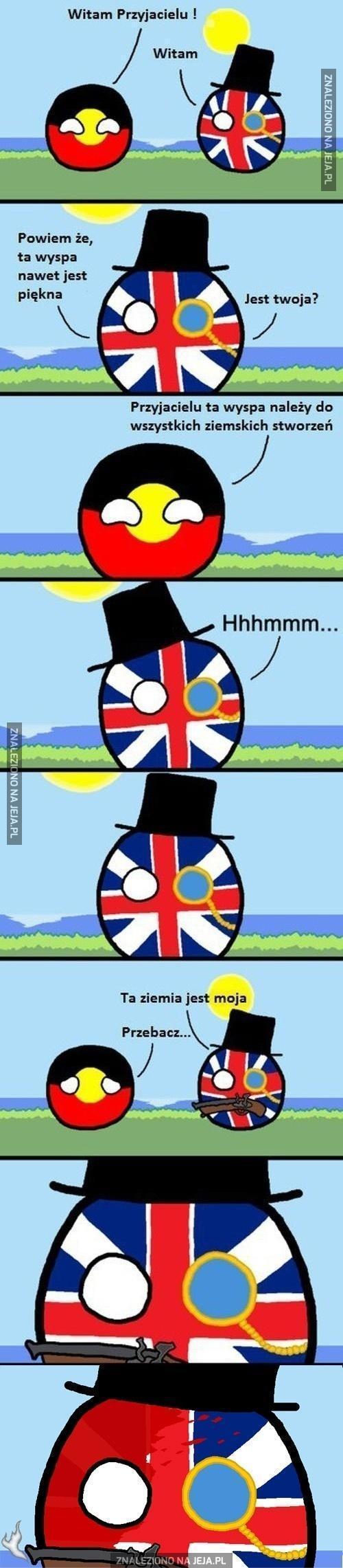 To Twoja wyspa?