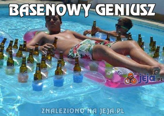 Basenowy geniusz