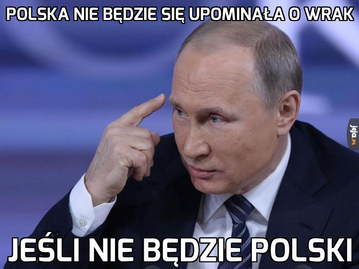 Putin wszystko rozwiązał