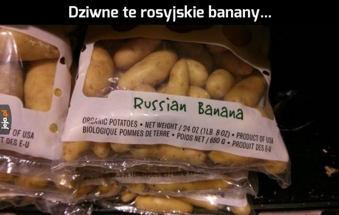 Rosyjski towar eksportowy