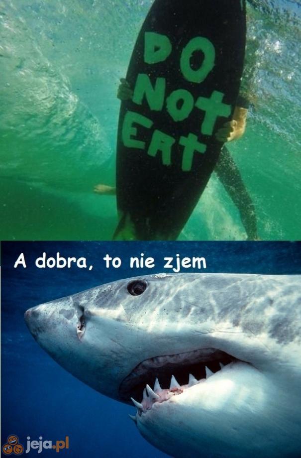 Zabezpieczenie przed rekinami