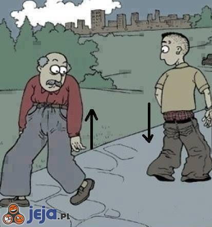 Różnice pokoleń
