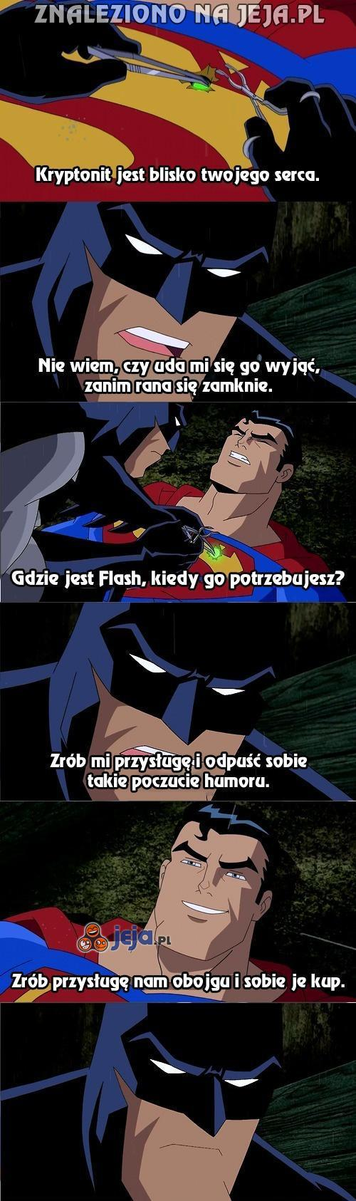 Batmanie, po prostu je kup!