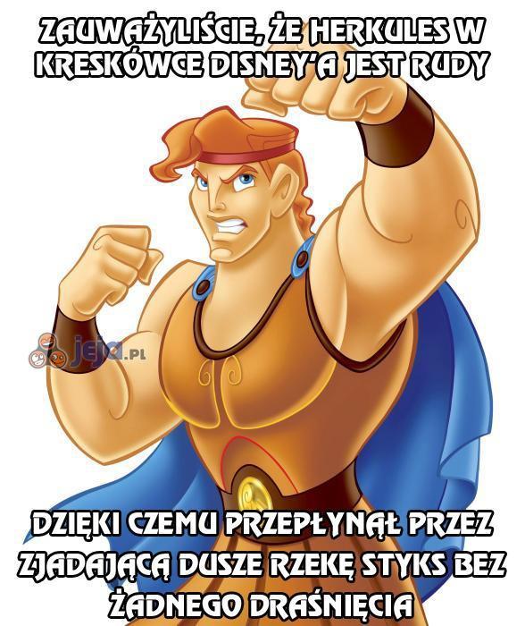 Nienaganna logika w kreskówkach Disney'a