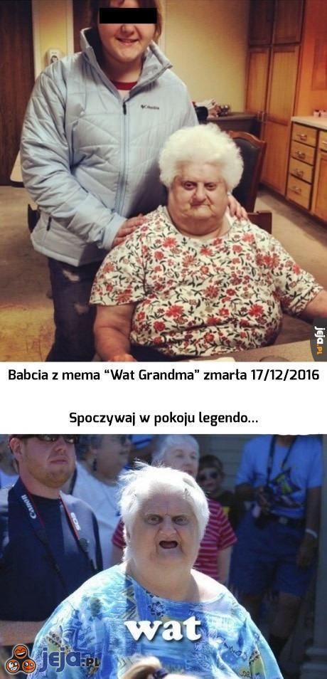 Śmierć legendy