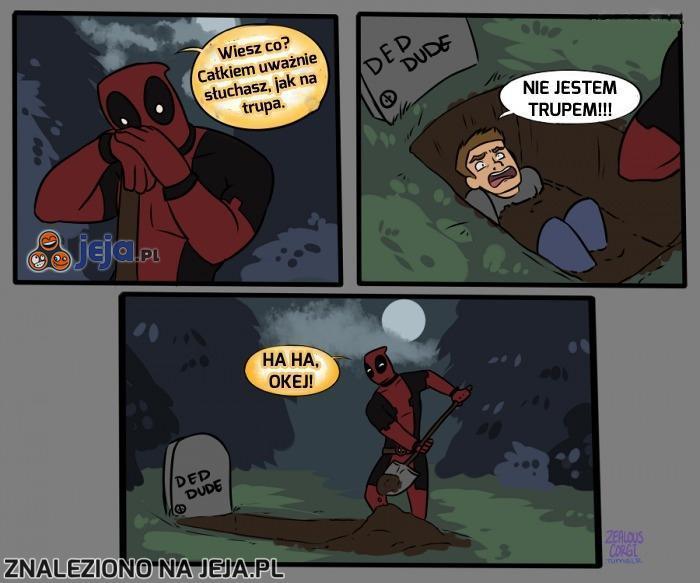 Deadpool w pełnej okazałości!