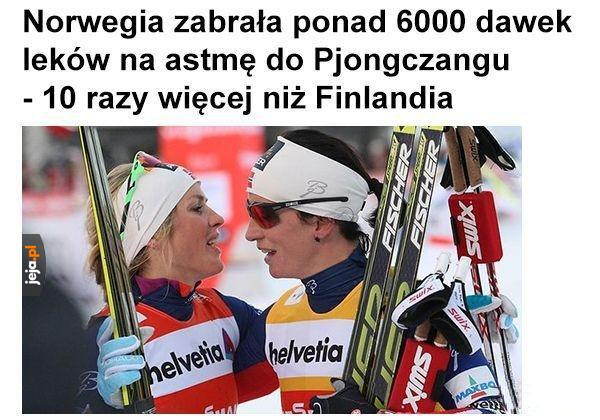 To wcale nie doping