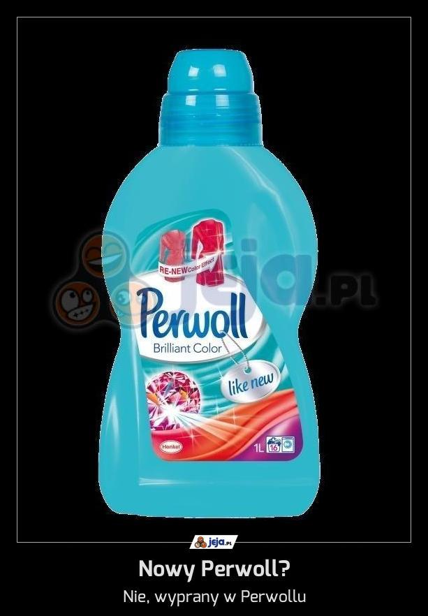 Nowy Perwoll?