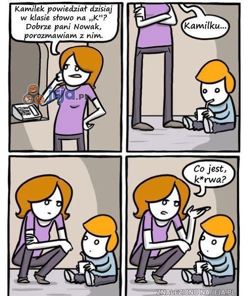 Dzisiejsze dzieci