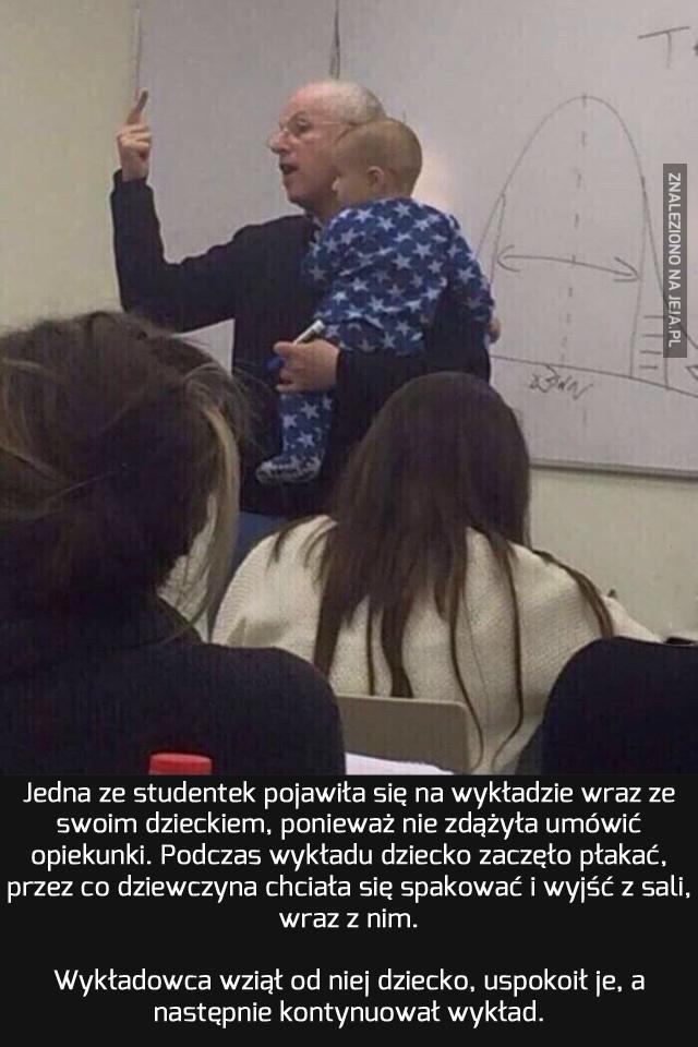 Prawdziwy nauczyciel