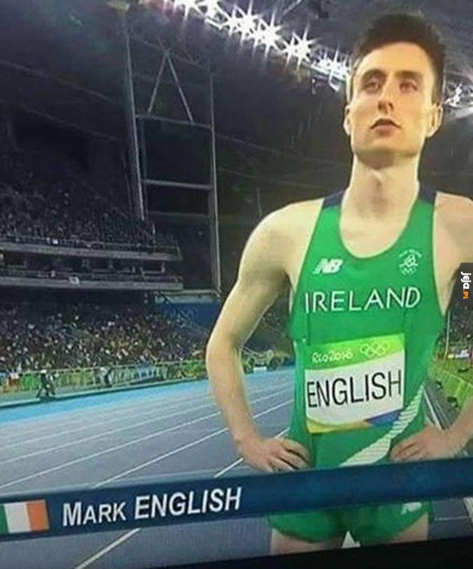 Najbardziej angielski Irlandczyk