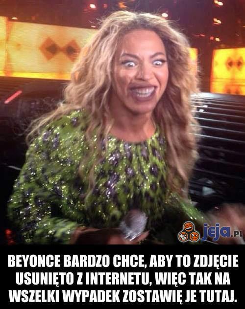 Beyonce jakiej nie znasz
