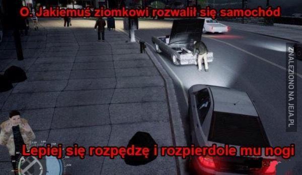 Logika GTA